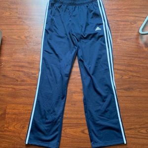 NWT Navy Blue Adidas Track Pants